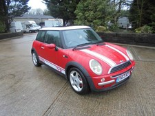 MINI One 1.6 Cooper (Chili) Hatchback 3d 1598cc