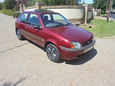 Ford Fiesta 1.3 Finesse Hatchback 3d 1299cc