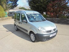 Renault Kangoo 1.2 16v 75 Authentique MPV 5d 1149cc